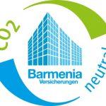 Das Label stellt die Klimaneutralität der Wuppertaler Hauptverwaltungen der Barmenia Versicherungen dar. Es wurden Emissionen über ein internationales Klimaschutzprojekt kompensiert, die durch den Verbrauch von Energie, Wasser und Papier, den Geschäftsreiseverkehr, die Entsorgung von Abfällen sowie durch den Verlust von Kühl- und Löschmittel entstehen.