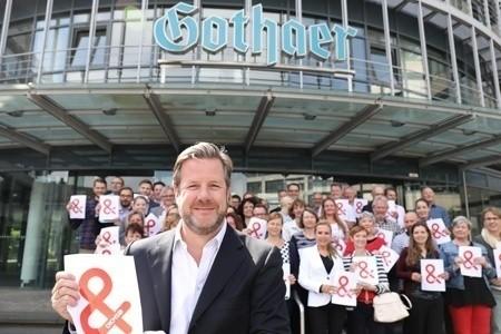 World Blood Cancer Day 2018 – Gothaer Mitarbeiter setzen ein Zeichen