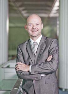 Roland Hustert, Geschäftsführer der LBS Immobilien GmbH NordWest.