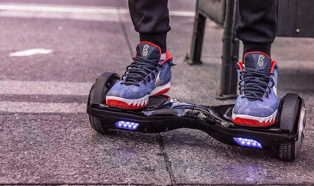 Hoverboard – ein cooles Teil, aber auf der Straße illegal