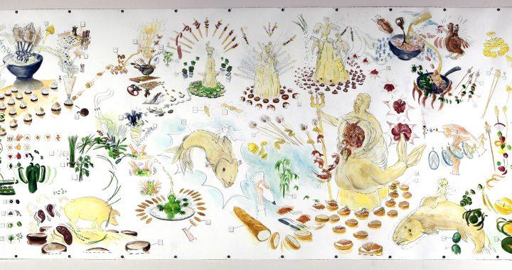 Kunstfest würdigt zehn Jahre VGH galerie – Food Art mit Sonja Alhäuser