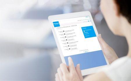 Ein neuer Bestandteil der Barmenia-Digitalisierungsstrategie ist der Schadenstatustracker für Kfz-Kunden