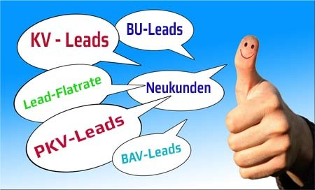 Lead-Flatrate-Neukunden schon ab € 20,-- pro Monat