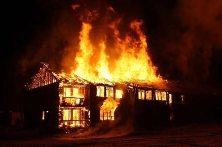 Brandschutz - Brandgefahr durch Elektrogeräte