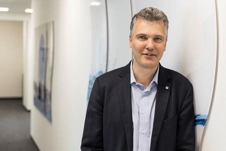 Dr. Herbert Schneidemann, Vorstandsvorsitzender der Bayerischen