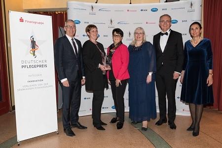Deutsche Pflegeinnovationspreis der Sparkassen-Finanzgruppe