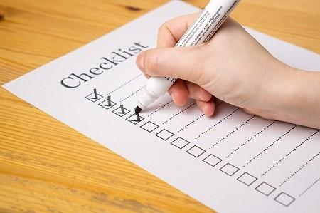 Nach Inkrafttreten der VersVermV: Checkliste für Versicherungsvermittler