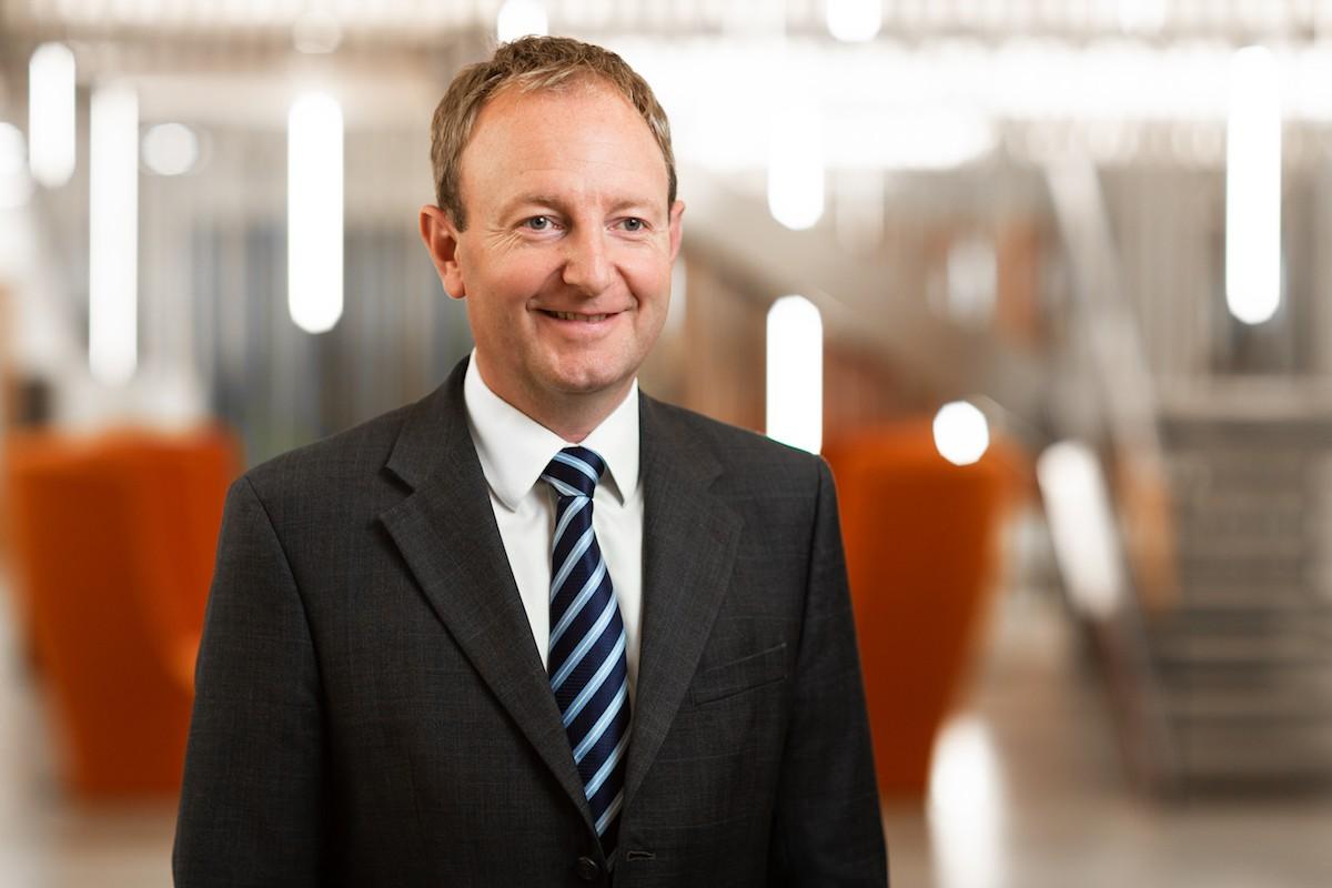 Mark Versey, CIO bei Avia Investors Real Assets