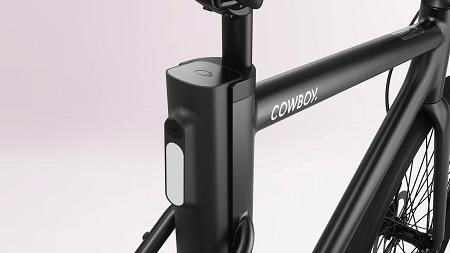 """Design-Schmiede smarter elektrischer Bikes """"Cowboy"""""""