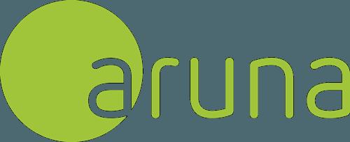 Online-Plattform für aruna Vertriebspartner.