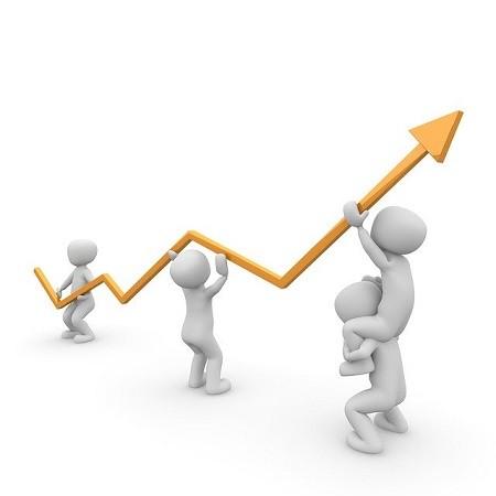 Vertriebsunterstützung - Anleitung mit Strategie und Konzept