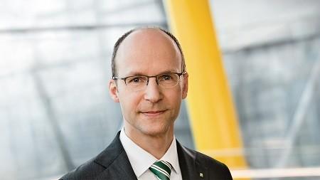 Der 47-jährige Wirtschaftsinformatiker, Marcus Loskant, übernimmt ab dem 1. Juli 2019 die Verantwortung als Vorstand für das IT-Ressort der LVM-Versicherung. Foto: LVM Versicherung / Andreas Löchte