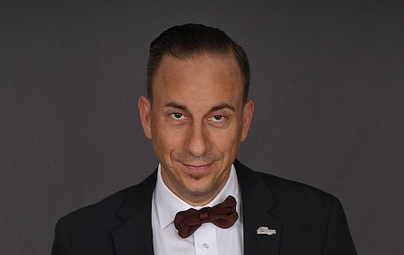 Pressefoto von Boris Beermann, Vorstand der AMEXPool AG