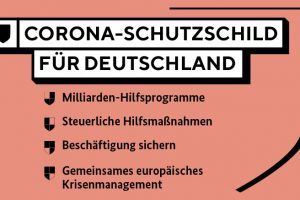 Kampf gegen Corona: Größtes Hilfspaket in der Geschichte Deutschlands