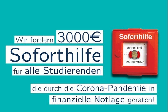 soforthilfe fuer stuzt openPetition 1