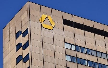 Commerzbank-Starkes-Kundengeschäft