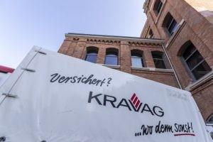 KRAVAG bleibt in der Corona-Krise nah am Kunden