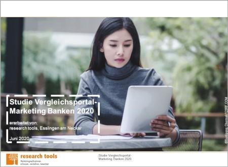 Studie Vergleichsportal-Marketing Banken 2020_450x300