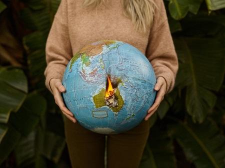Engagement der Jugendlichen für Klimaschutz