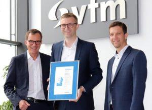 vfm Versicherungs- & Finanzmanagement GmbH gehört zu den Top 2% der Unternehmen in Deutschland