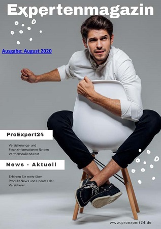 ProExpert24 - Expertenmagazin Ausgabe 08-2020