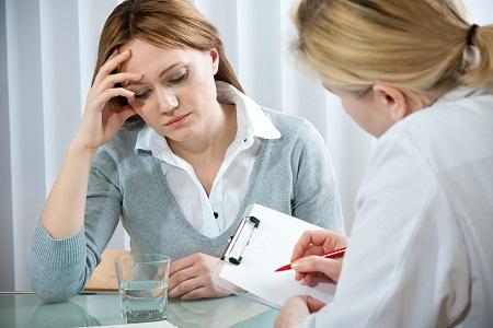 Psychische Erkrankung-Arzt