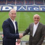 HDI bleibt Hannover 96 treu:  Sponsoring wird verlängert