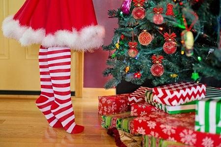 Weihnachtseinkäufe sorgfältig planen