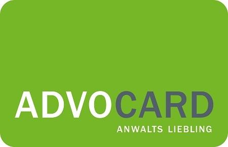 ADVOCARD Rechtsschutzversicherung-rating
