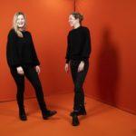 Die Strateginnen Isabell Baumgarten und Giannina Kebe von der Agentur WAALD haben next Drehmoment – The Game gemeinsam mit dem Bundesverband der Volksbanken und Raiffeisenbanken entwickelt und umgesetzt.