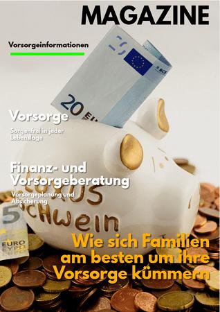 Finanzen und Vorsorge Magazin