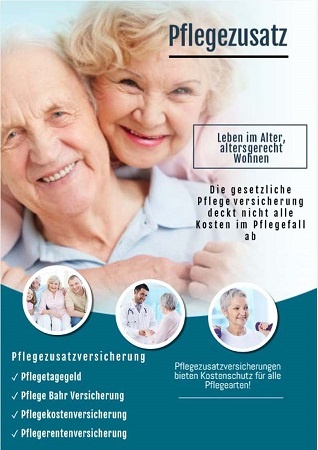 Informationsmagazin Pflegeversicherung
