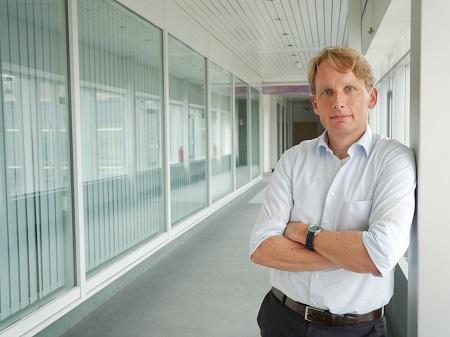 Dr. Rainer Eichwede, Kapitalmarktexperte und Leiter Finanzsteuerung (Foto Bausparkasse Schwäbisch Hall)