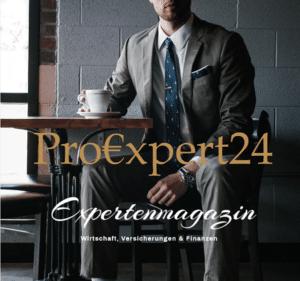 Versicherungs- und Finanz Ratings bei ihrem Experpertenmagazin Pro€xpert24.