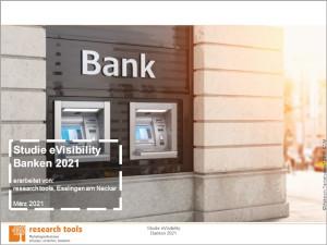 Studie eVisibility Banken 2021 300