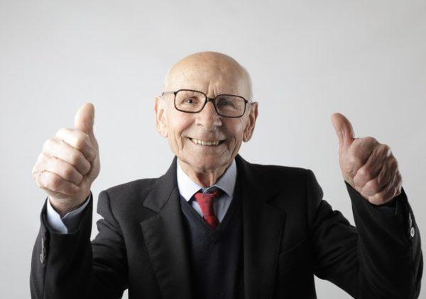 senioren unfallversicherung