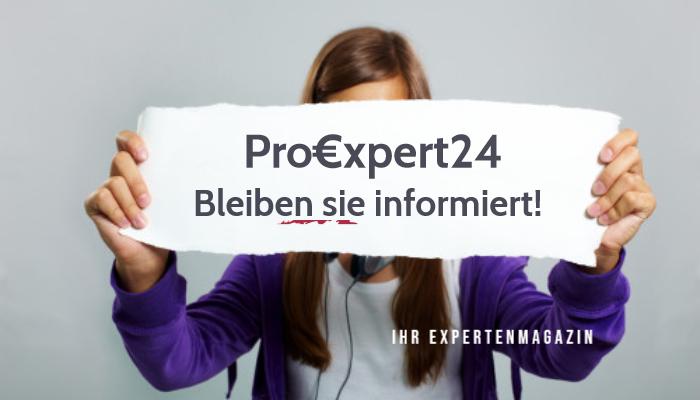 proexpert24 experten verbraucher magazin