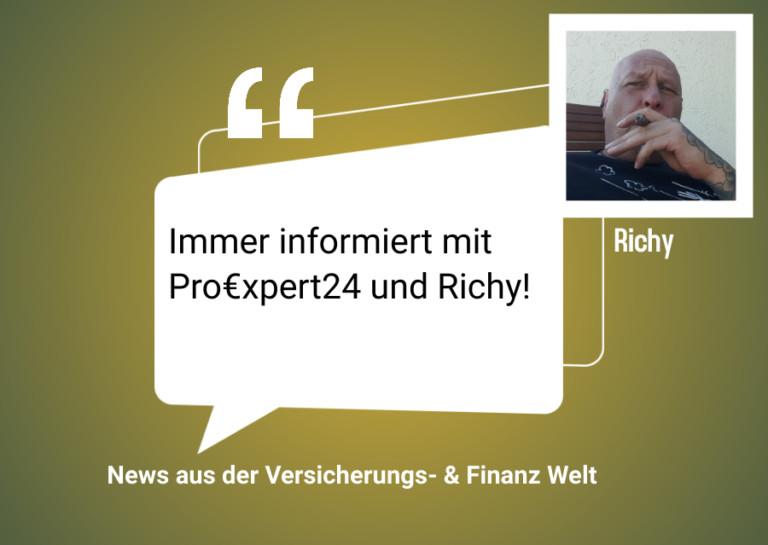 Immer informiert mit ProExpert24 und Richy 1