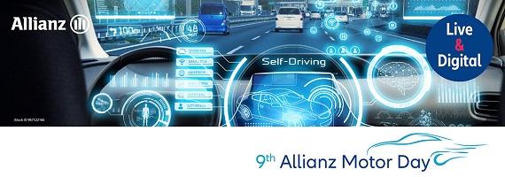 Logo 9 Allianz Motor Day 2021